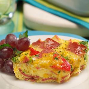 Morningstar Farms® Veggie Medley Frittata
