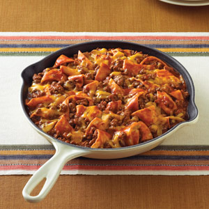 Campbell's® Beef Taco Skillet