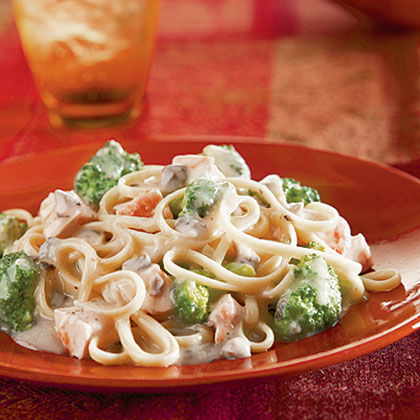 Campbells Chicken Broccoli Alfredo