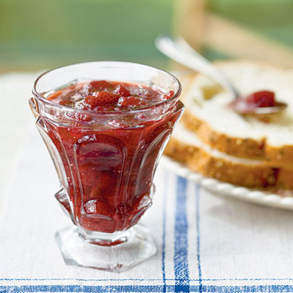 Strawberry Cordial Jam
