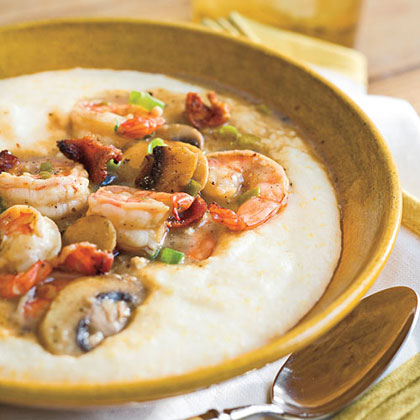 Hominy Grill's Shrimp and Grits