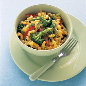Kraft One Pot macaroni and Cheese Primavera Recipe