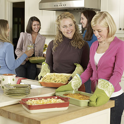 Girls' Night In: Casserole Swap Night