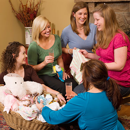 Girls' Night In: Baby Shower