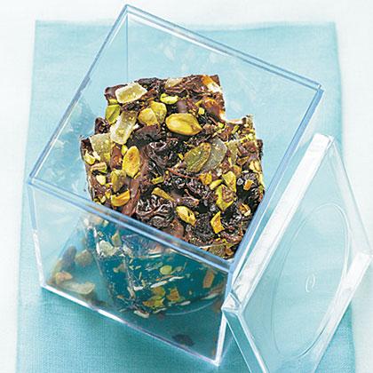 Chocolate Pretzel Bark