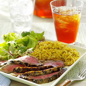 Asian Grilled Steak