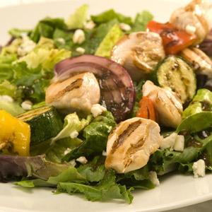 Skewered Italian Salad