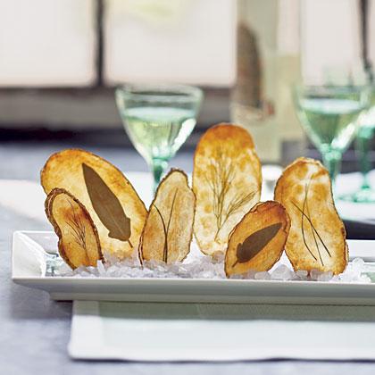 Windowpane Potato Chips