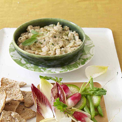 Party-Pleasing White Bean Dip