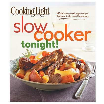 Cooking Light Slow Cooker Tonight!