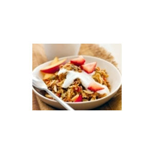 Power-Packed Almond Maple Granola