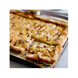 Apple-Almond Galette