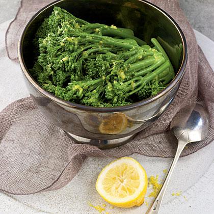 Buttery Lemon Broccolini