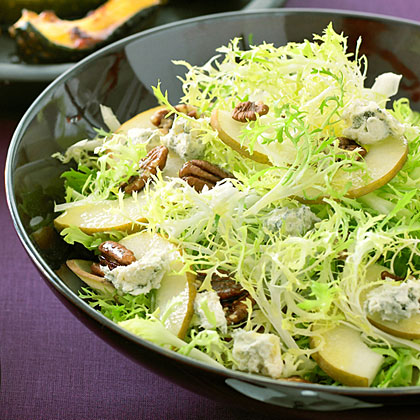 Asian Pear Salad with Pecans