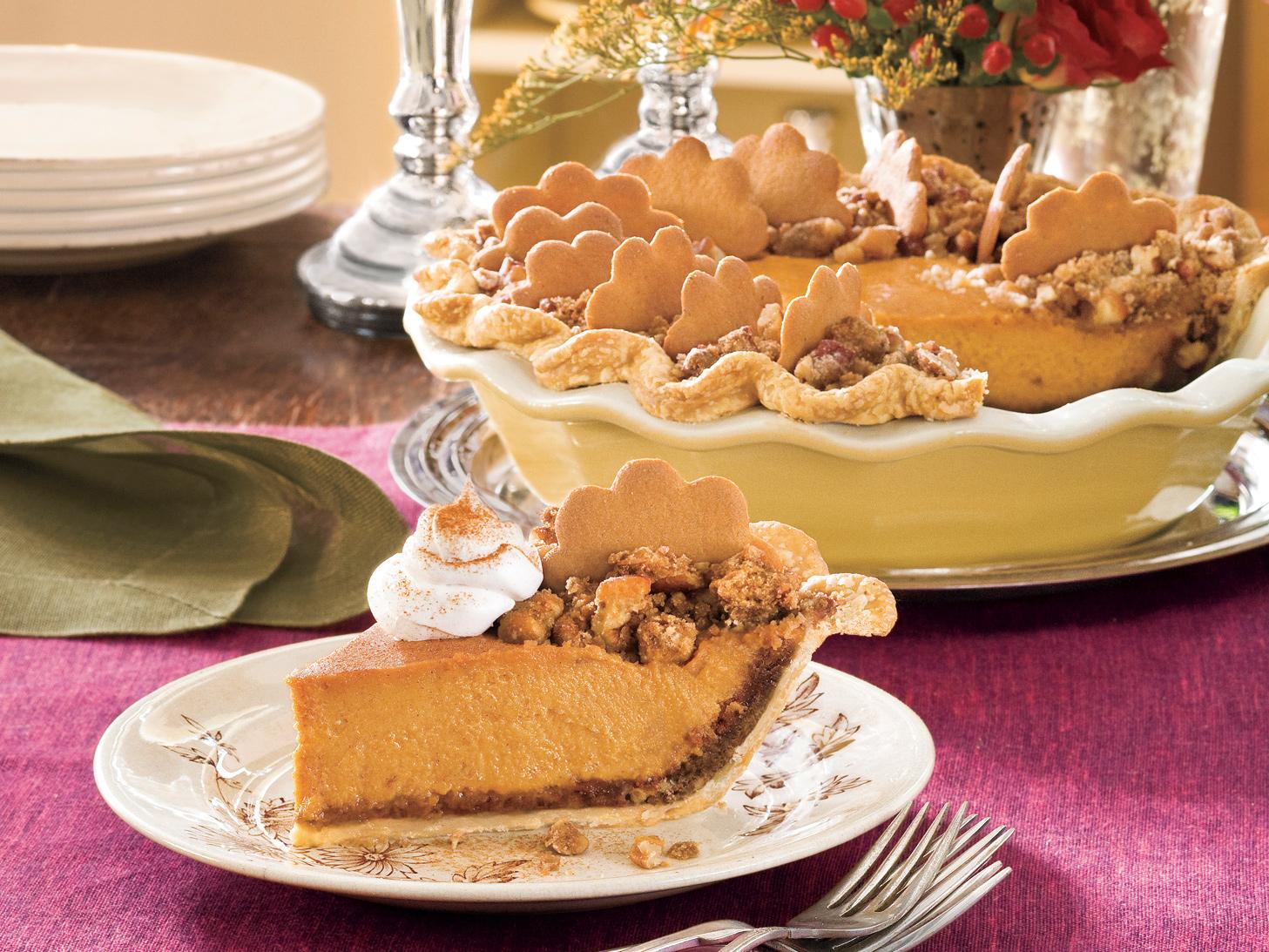 Pumpkin Pie Spectacular