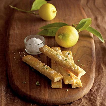 Savory Breadsticks