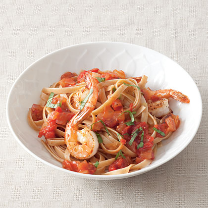 Tomato and Shrimp Stew
