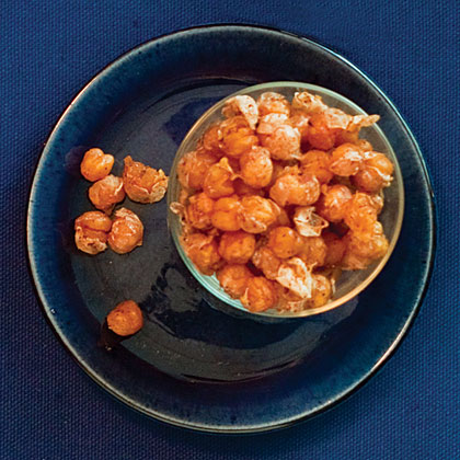 Spiced Fried Chickpeas