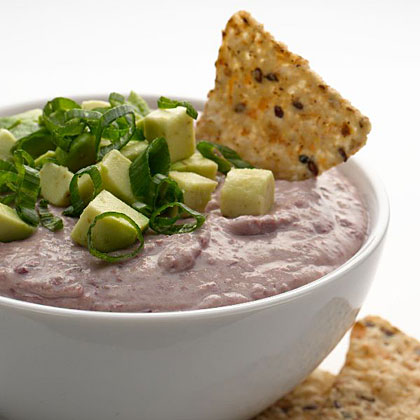 Red Bean-and-Olive Oil Dip