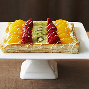 Beautifully Easy Fruit Tart