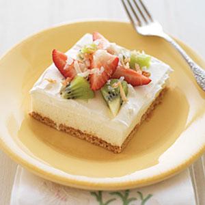 Old-Fashioned Ice Box Dessert