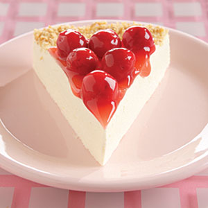 Cool Lemon Cheesecake
