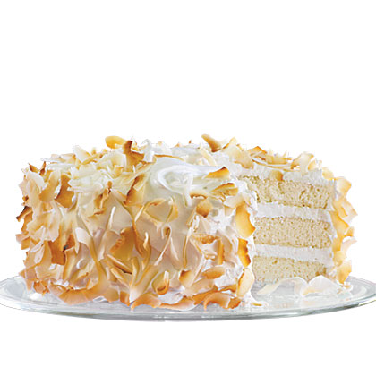 Fresh Coconut Cake
