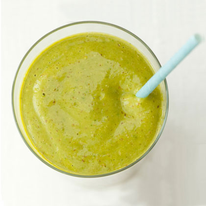Spring Salad Smoothie