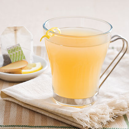 Honey-Ginger Tea