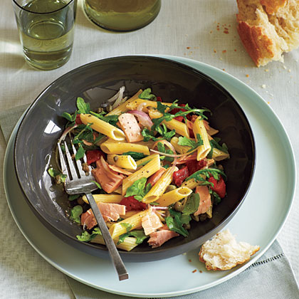 Easy Penne and Tuna Salad