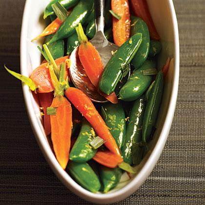 Spring Vegetable Skillet
