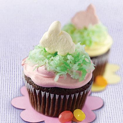 BAKER'S Bunny Chocolate Cupcakes