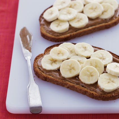 banana-and-almond-butter-toast