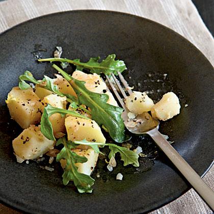 Lemon-Arugula Potato Salad
