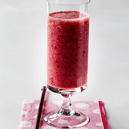 A Berry-Good Smoothie