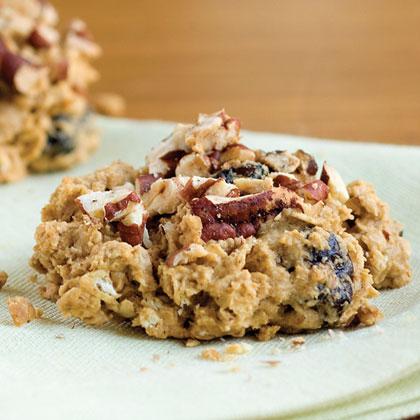 Oatmeal-Pecan Snack Cookies
