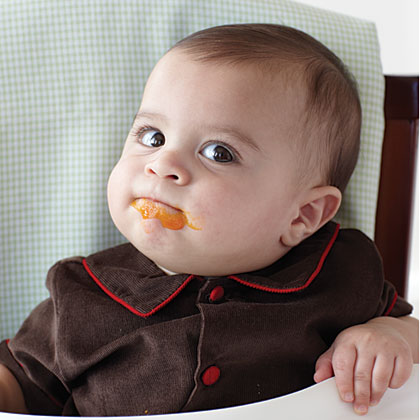 Common baby food mistakes
