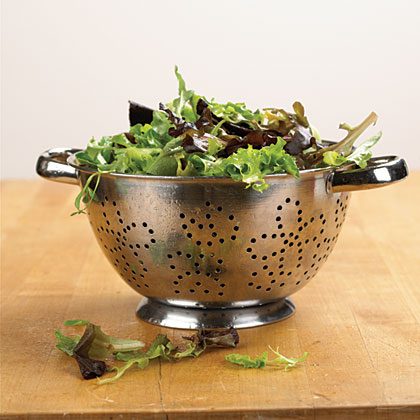 Essential Kitchen Tools Colanders and Strainers