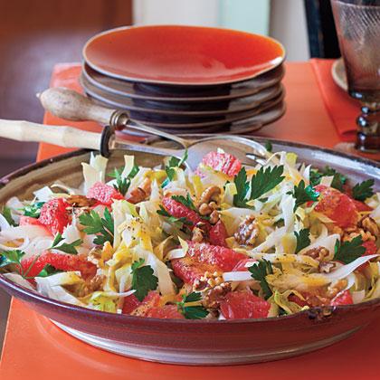 Citrus-Walnut Salad