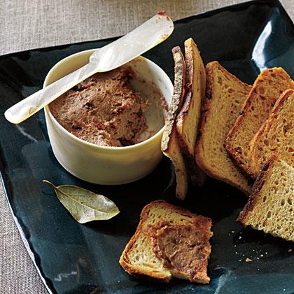 Quick Liver Pâté