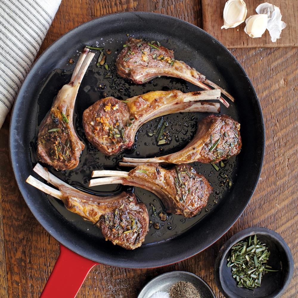 lamb chop recipe rosemary Rosemary Lamb Chops