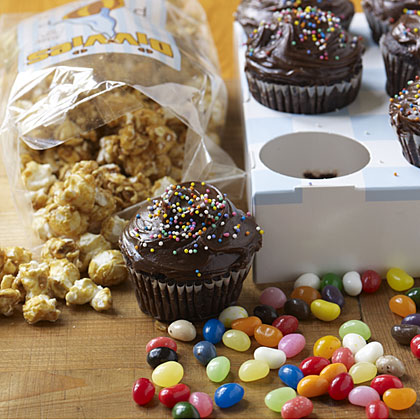 One of our editors' favorite kids lunchbox ideas, Divvies desserts.
