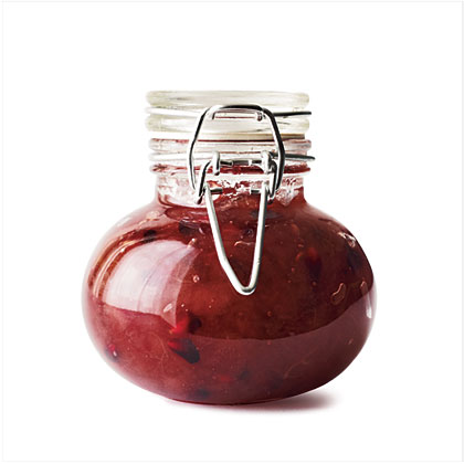 Pomegranate and Pear Jam