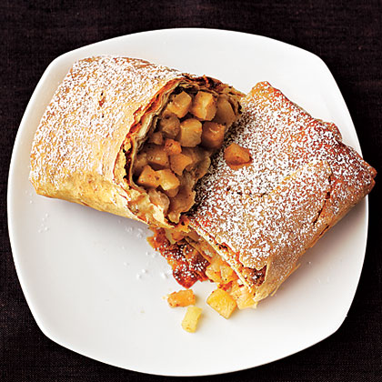 Individual Apple Strudels