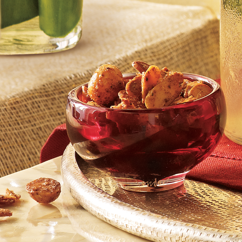 Vanilla-Spice Nuts