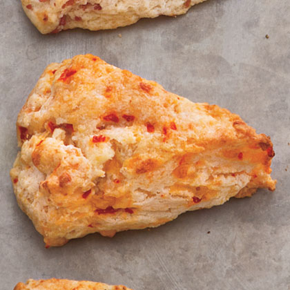Pimiento Cheese Scones