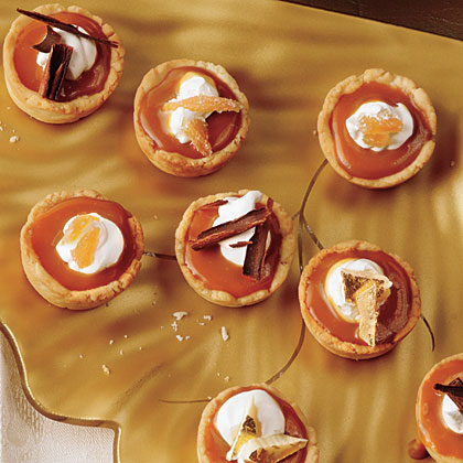 Tiny Caramel Tarts