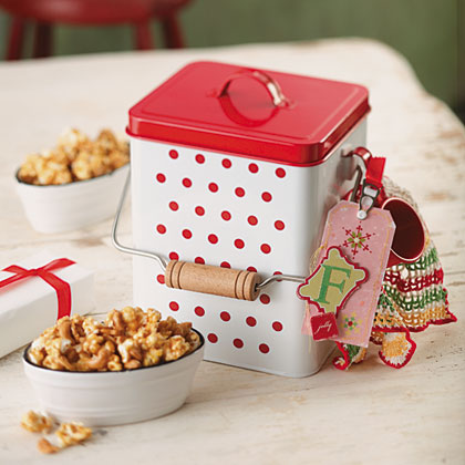 Honey Popcorn & Cashews