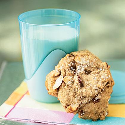"Breakfast Fig and Nut ""Cookies"""