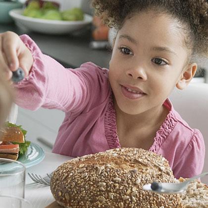 Kid-Friendly Whole-Grain Recipes